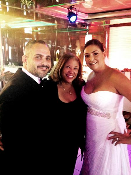 Monica Montoya and Manuel Quintero -August 14th, 2015