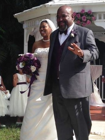 Mr. & Mrs. Terrell Williams - 10-4-2014