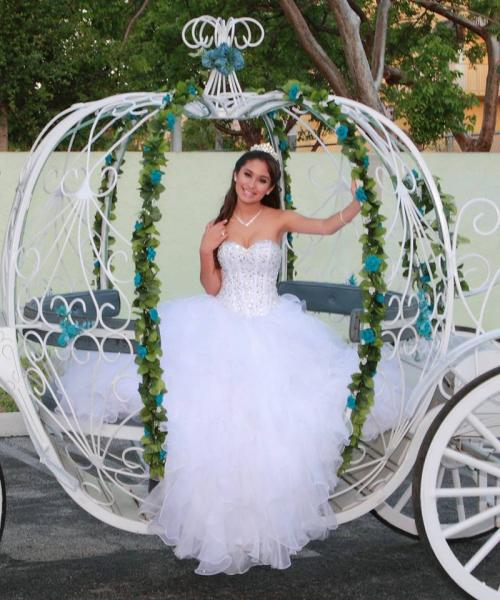 What a lovely Quinceanera Taylor was!!!!Happy to Emcee your event