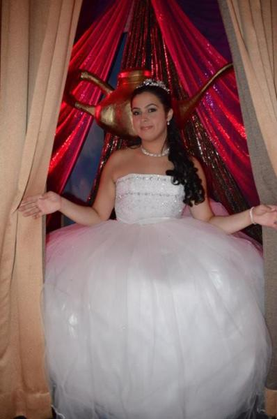 What a LOVELY QUINCEAñERA!!!